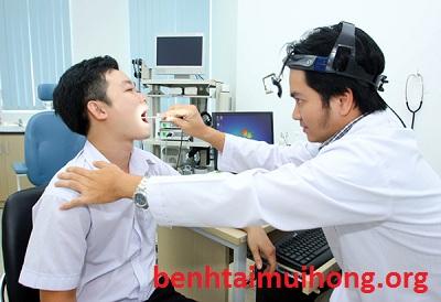bệnh viêm họng hạt