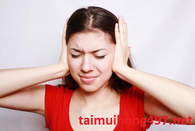ù tai là triệu chứng của bệnh gì